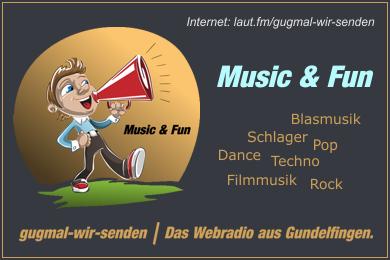 Webradio Gundelfingen